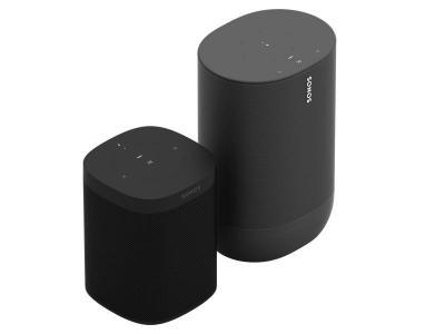 Sonos Indoor Outdoor Speaker Set With Sonos Move And One -Indoor Outdoor Set (B)