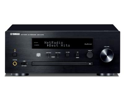 Yamaha Network CD Receiver with Built-in Wi-Fi - CRXN470