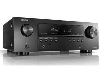 Denon 5.2 Ch. 4K Ultra HD AV Receiver with Bluetooth and Dolby Vision - AVRS540BT